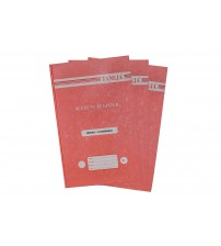 Big Attendance Register - 26 Folio